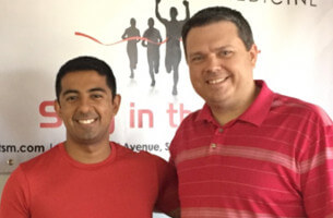 Zubair A Success Story from Power Physical Therapy
