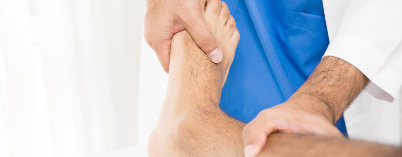 Foot and Ankle Pain Relief Costa Mesa, CA